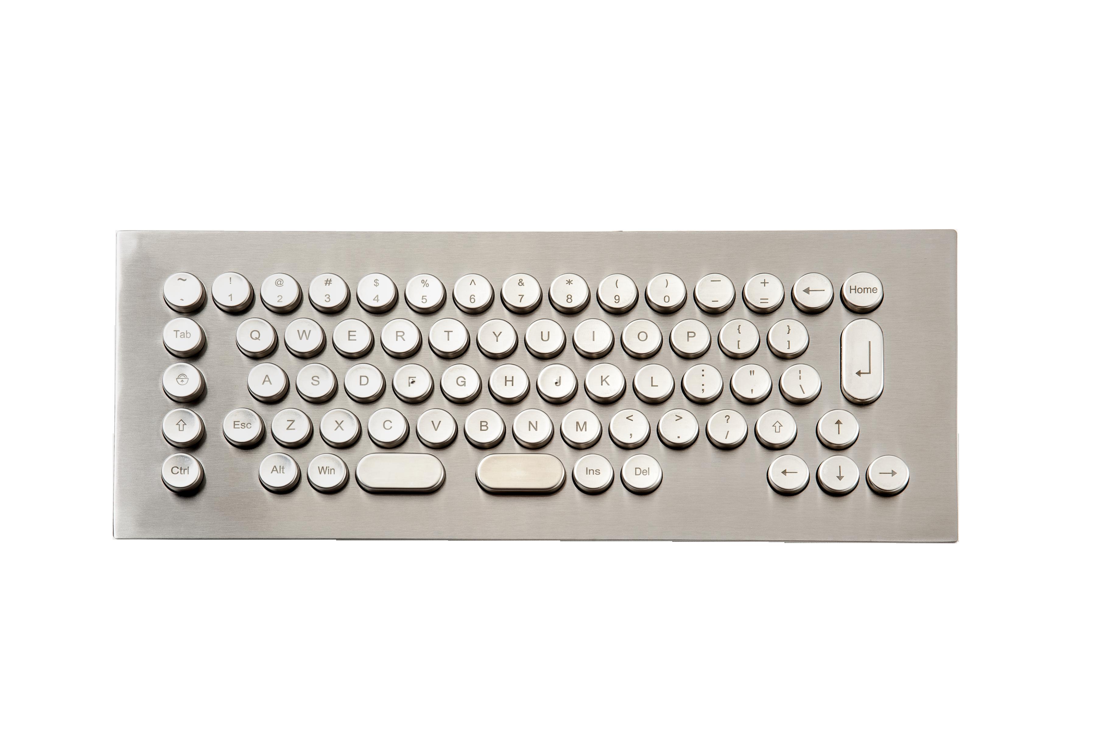 MK69 Series Keyboard Metal Kiosk | TG3 Electronics